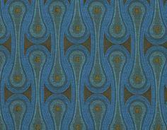 textile pattern by Josef Hoffmann