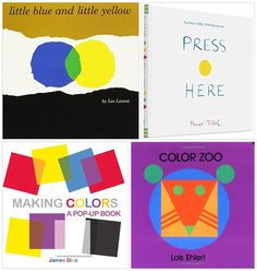 The Best Art Books for Kids Ages 3-6