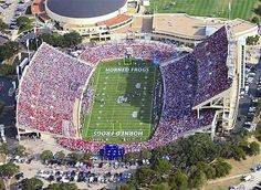 Amon G. Carter Stadium - Fort Worth, TX