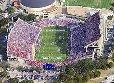 Amon G. Carter Stadium - Fort Worth, TX