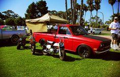 CARTICULAR: Event: JCCS 2012, Part 7, Honda Mini Bike, Datsun Truck