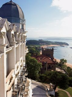 Santander, Spain... aka where I'll be living for the month of July! (: