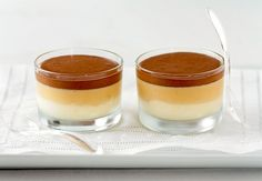 Vanilla, Salted Butter Caramel & Chocolate Mousse by tartelette, via Flickr
