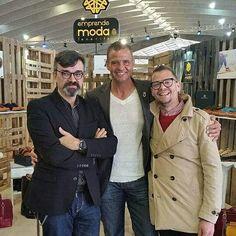 Lucas Balboa, Francisco Valero y Abraham Zambrana