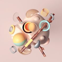 Personal Collection on Behance