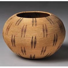 baskets of native americans | 250 Top-Tier Native American Baskets !!!