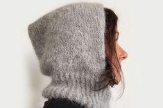 I Cord, Tromso, Cowl, Knitted Hats, Knitwear, Knit Crochet, Style Me, Winter Hats, Hoodie