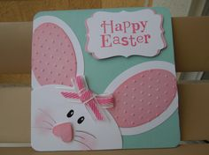 Punch Art Bunny - Stampin' Connection