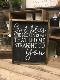 Hand Painted Wood Sign Size: Sign Comes With Hook To Hang (You Attach) All Orders Have A 2 Week Production Time Design Copyright JaxnBlvd 2017 Country Love Songs Quotes, Country Love Song Lyrics, Love Song Quotes, Song Lyric Quotes, Love Songs Lyrics, Quotes About God, Sign Quotes, Lyric Art, Wisdom Quotes