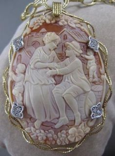 Italian Antique Cameo