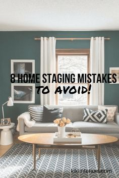 Do NOT Try This At home!!  8 Biggest Home Staging Mistakes...home staging ideas, home staging tips, real estate, home selling