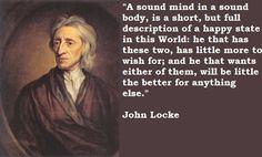 007 John Locke The Tabula Rasa Philosophy Quotes