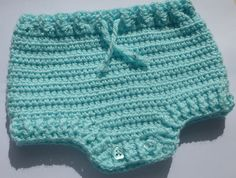 Ravelry: Baby Diaper Nappy Cover Pants pattern by Crochet- atelier