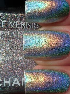 A long time lemming : Chanel Holographic