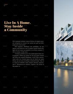 49 Best Luxury Brochure images in 2016 | Editorial design