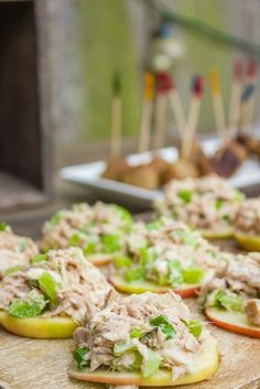 Apple Tuna Salad Sli