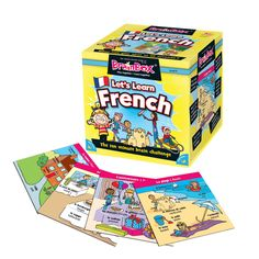 BrainBox - Lets Learn French: Amazon.co.uk: Toys & Games