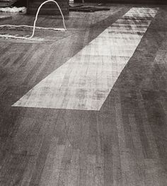 """ Victor Burgin Photopath 1967-69 """