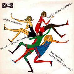 The Nanette's - Isabel Cascabel / Under My Big Umbrella / Oh My Love Oh My Love / Balada De Las 4 Estaciones Y El Amor at Discogs