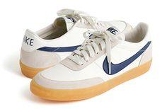 Nike Killshot 2, 70's squash sneaker reissue for J Crew