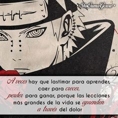 A veces hay #ShuOumaGcrow #Anime #Frases_anime #frases