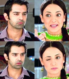 Bollywood Actors, Bollywood Celebrities, Arnav Singh Raizada, Arnav And Khushi, I Love Him, My Love, Surbhi Chandna, Angry Face, Sanaya Irani