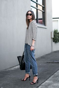 An Easy And Casual Chic Blogger Look To Inspire You This Weekend