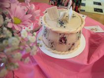 Clandestine Cake Club- Fleet, Farnham, Farnborough  Theme - Mad Hatters Tea Party Find your local club on our website