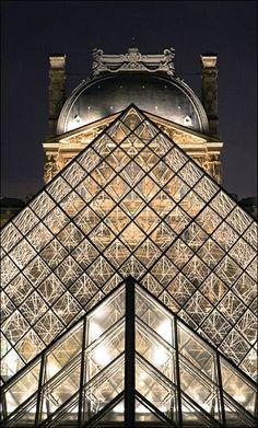 Pei's pyramid. by lorene