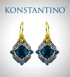 Dazzling Konstantino jewels awaiting you, this Saturday, Baily, Banks & Biddle Plano Willow Bend TX, 6121 W PARK BLVD