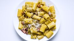 The Silkiest Carbonara Recipe | Bon Appetit