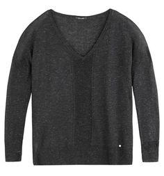 Les pulls manches longues pour femmes sont sur la boutique en ligne Promod    mode femme ✓Livraison et retour gratuits en boutique. 71cf25faf22b