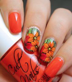 SE04B : Cult Nails Ay Poppy!