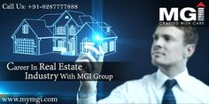 #MGIGroup, provides opportunity to make bright #Career in #realestate industry to grow your life style in Delhi NCR. To know more visit @ http://www.mymgi.com/career.html