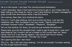 short creepy story