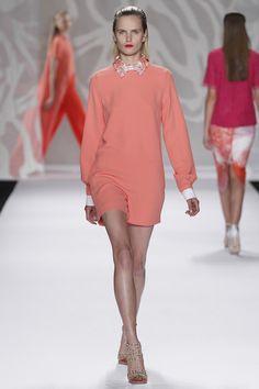 Coral Long Sleeve jumper