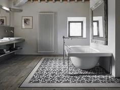 Znalezione obrazy dla zapytania carreaux de ciment salle de bain