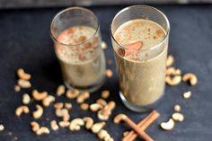 Chai Spiced Protein Smoothie