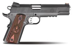 Get the 1911 Range Officer® pistol at Springfield Armory. We carry some of the best steel frame handguns available anywhere. Visit our website for more. Springfield Armory 1911, Revolver, 9mm Pistol, Best Handguns, Night Sights, Steel Barrel, 45 Acp, The Draw, Tatuajes