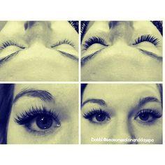 Lashes, lashes, lashes!!! Long luscious lashes... yes please! !! Lashes by Bobbi,  before and after using @bellalash #seasonssalon#lashesfordays #longlashes #thicklashes #beautifullashes #fulllashes #lashextensions #lashes #nomascara #oremlashes #everysinglelash #lashesfordays #lashlover #beautifullashes #bellalash #Padgram