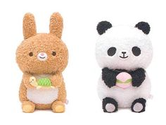 San-X characters ~ Cuuuute.