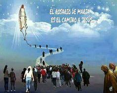 El Rosario camino al cielo