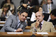 Primo de Aécio era responsável por receber doações de campanha sob suspeita, diz presidente do PP - Notícias - R7 Brasil