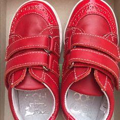 Hoo Dee girls sneakers Made in Italy, leather, brand new Hoo dee's Shoes Sneakers