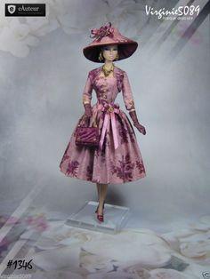 Tenue Outfit Accessoires Pour Fashion Royalty Barbie Silkstone Vintage 1346   eBay