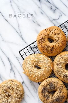 Making golden brown and chewy New York-style bagels at home is easier than you might think (plus a how-to VIDEO)!