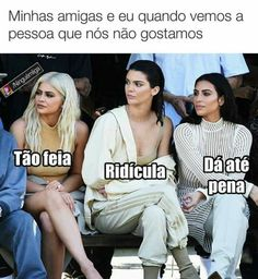 Lauren e Ana Best Memes, Funny Memes, Jokes, Little Memes, Friend Memes, Just Friends, Comedy Central, Best Friends Forever, Kardashian Jenner