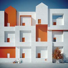 [orange Square] by D-arkroom