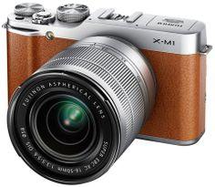 Holiday   The Daily Gift: Fujifilm X-M1 Camera - NYTimes.com