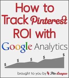 Track ROI with #Pinterest #Google Analytics Integration in 3 Easy Steps #socialmedia